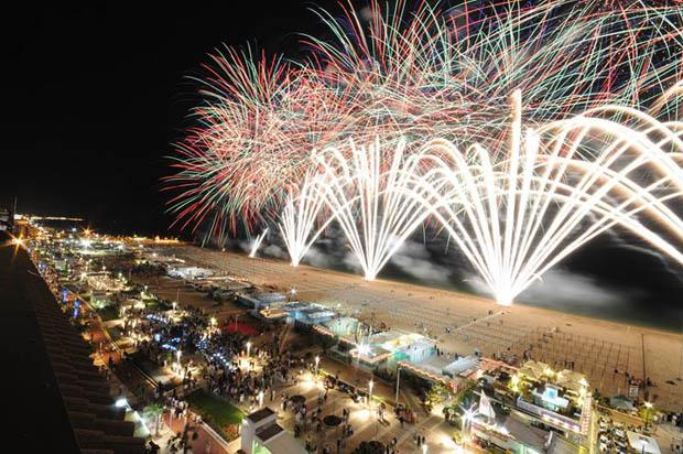 festival internazionalefuochi artificio riccione